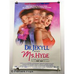 """Dr. Jekyll & Ms. Hyde"" Movie Poster"