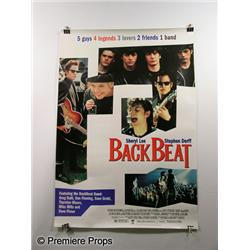 """Backbeat"" Movie Poster"
