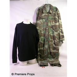 Man of the Year Tom Dobbs (Robin Williams) Paintball Movie Costumes