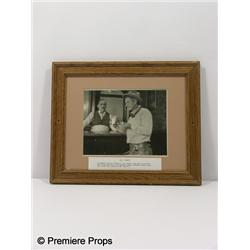 Will Rogers Framed Photo