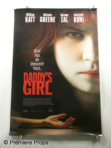 Daddy's Girl (film) Daddys Girl Movie Poster