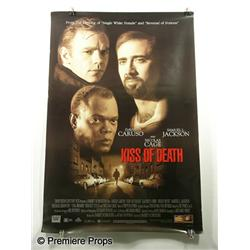 """Kiss of Death"" Movie Poster"