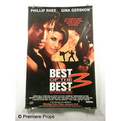 """Best of the Best 3"" Movie Poster"