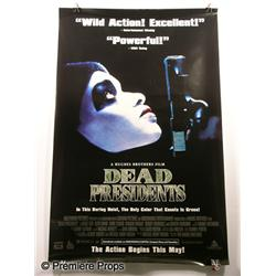 """Dead Presidents"" Movie Poster"