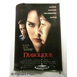 """Diabolique"" Movie Poster"