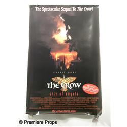 """The Crow: City of Angels"" Movie Poster"