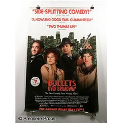 """Bullets over Broadway"" Movie Poster"