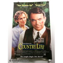 """Country Life"" Movie Poster"