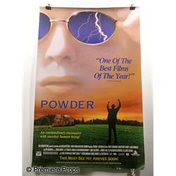"""Powder"" Movie Poster"