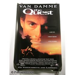 """""""The Quest"""" Movie Poster"""