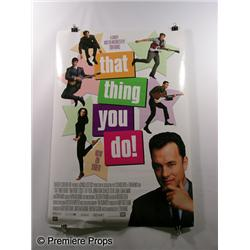 """That Thing You Do"" Movie Poster"