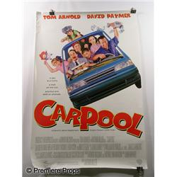 """Carpool"" Movie Poster"
