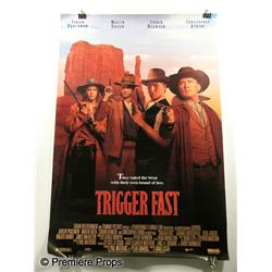 """Trigger Fast"" Movie Poster"