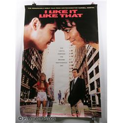 """I Like it Like That"" Movie Poster"