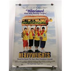 """Heavyweights"" Movie Poster"