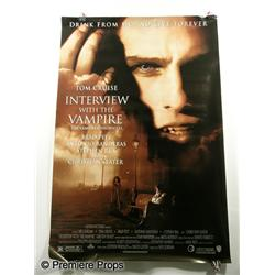 """Interview with the Vampire"" Movie Poster"