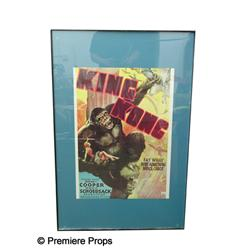 "1907 ""King Kong"" Framed Poster"