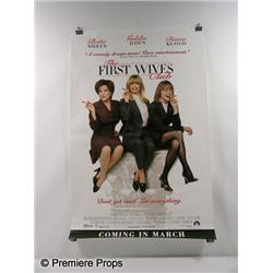 First Wives Club  Movie Poster