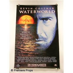 """Waterworld"" Movie Poster"