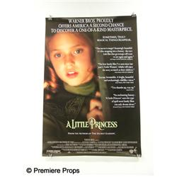 """A Little Princess"" Movie Poster"