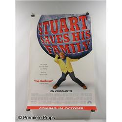 """Stuart Saves His Family"" Movie Poster"