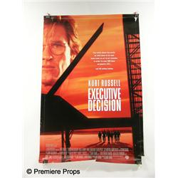 """Executive Decision"" Movie Poster"