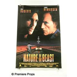 """Nature of the Beast"" Movie Poster"