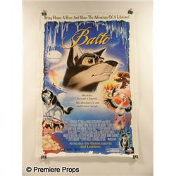 """Balto"" Movie Poster"