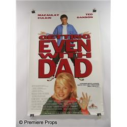 """Getting Even With Dad""  Poster"