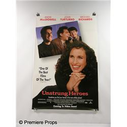 """Unstrung Heroes"" Movie Poster"