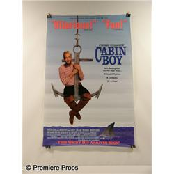 """Cabin Boy"" Movie Poster"