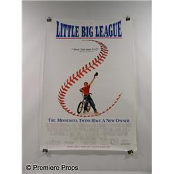 """Little Big League"" Movie Poster"