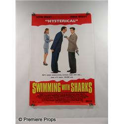 """Swimming with Sharks"" Movie Poster"