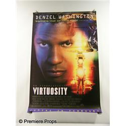 """Virtuosity"" Movie Poster"