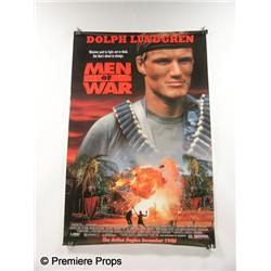 """Men of War"" Movie Poster"