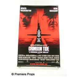 """Crimson Tide"" Movie Poster"