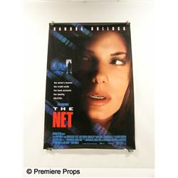 """The Net"" Movie Poster"