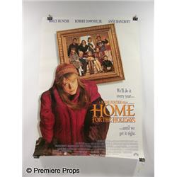 """Home for the Holidays"" Poster"