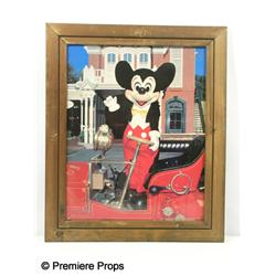 Disney Vintage Photo Framed