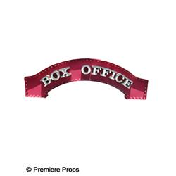 Box Office Light Up Sign