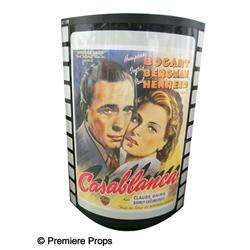 Casablanca Light Up Poster