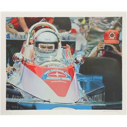Ron Kleemann, Indy Car, Lithograph