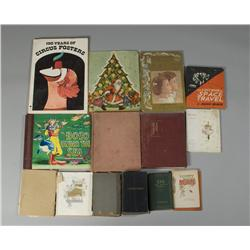 Collection of Hard and Soft Cover Books