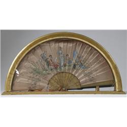 2 Early 19th C. Chinese and English Fans