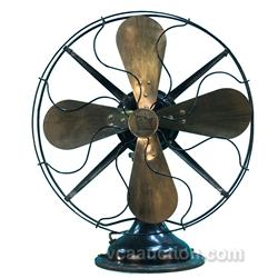 Cast-Iron Countertop Robbins & Myers 4-Blade Fan