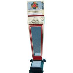 25 Cent Watling Floor Model Horoscope Scale