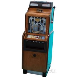 5/10/25 Cent Jennings Cig-A-Rola Machine,