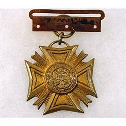 WW1 US VFW VETERAN'S MEDAL