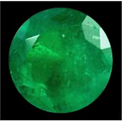 .45ct Sublime Top Green Colombian Emerald Round (GMR-0801)