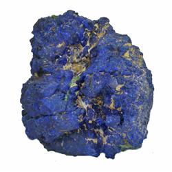 260ct RARE Azurite Crystal Cluster ALL AZURITE No Base Mineral (GEM-20407)